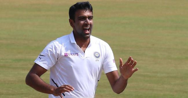 Ravichandran Ashwin Test India