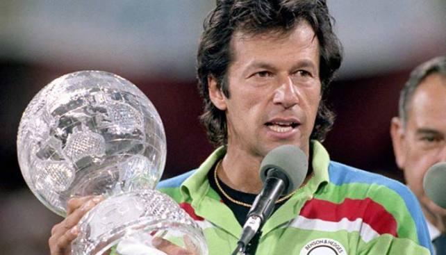 Imran Khan Pakistan bowlers