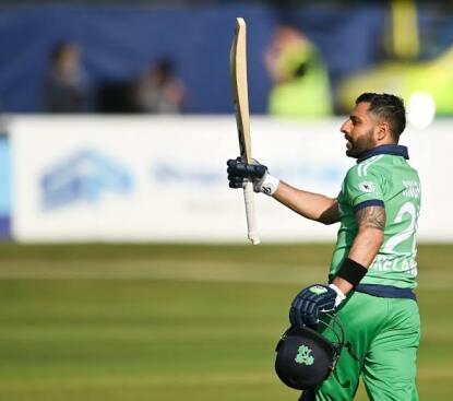 Simi Singh Ireland ODIs