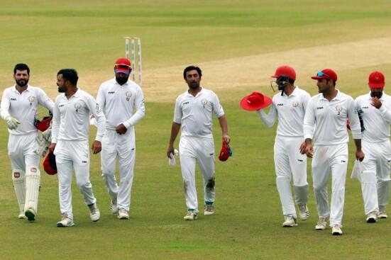 Bangladesh Afghanistan Test