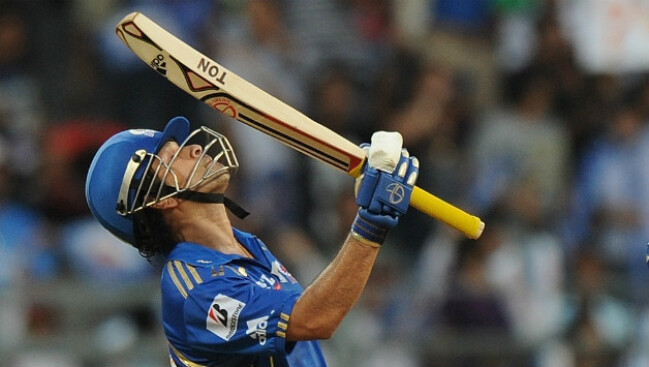 Sachin tendulkar IPL