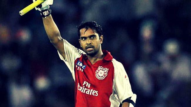 Paul Valthaty  IPL