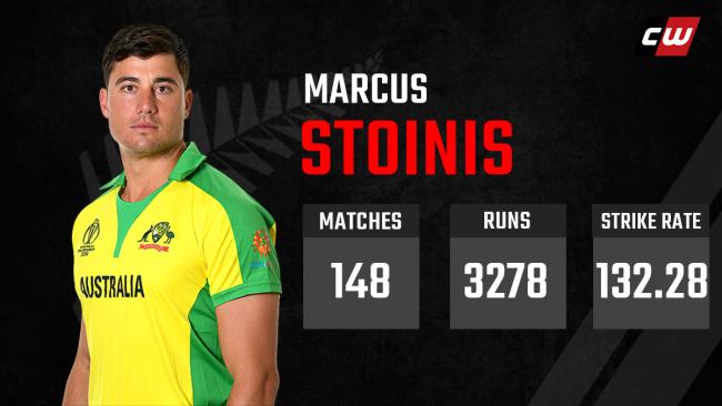 Marcus Stoinis Australia